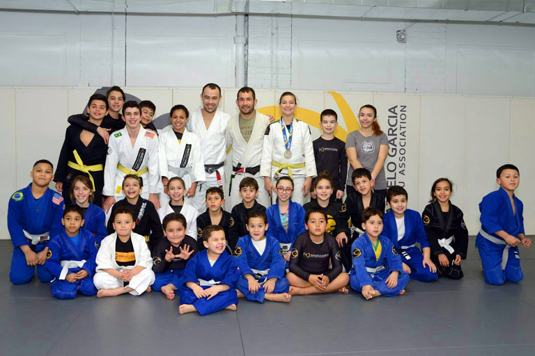 Marcelo Garcia Brazilian Jiu-Jitsu Bridgeport CT Academy - About Us