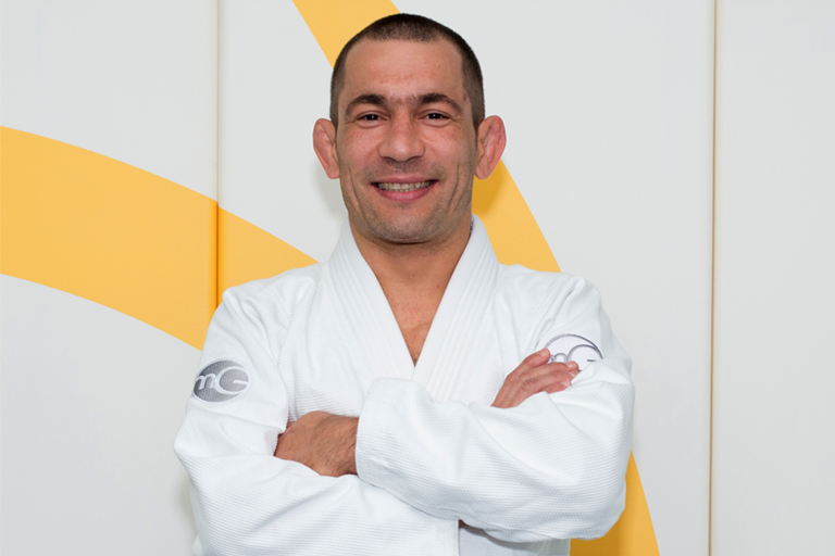 Joao Luz - Head Instructor at Marcelo Garcia Jiu-Jitsu Academy Connecticut